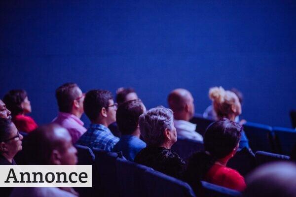 Er din konference for internationale gæster?